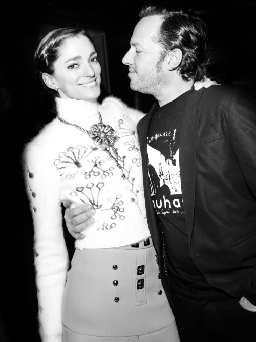 Dior After Party, PFw AW 16