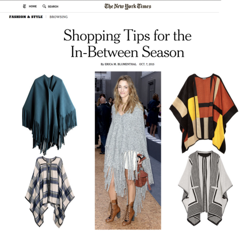 Shopping tips for the In-Between Season