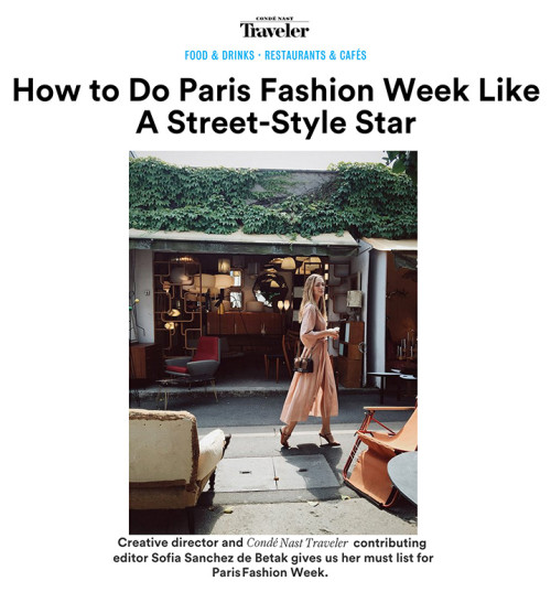 How to do Paris Fashion Week like a Street Style Star
