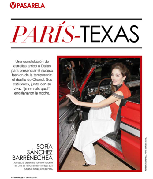 Paris – Dallas