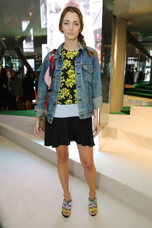 Louis Vuitton Event, LFW SS16