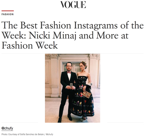 The Best Fashion Instagrams of the Week