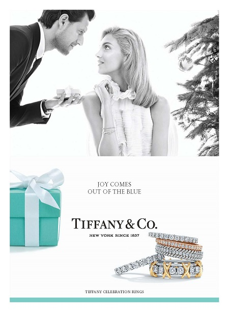 Tiffany's Holiday Campaign