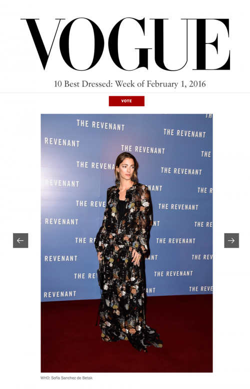 10 Best Dressed of the Week
