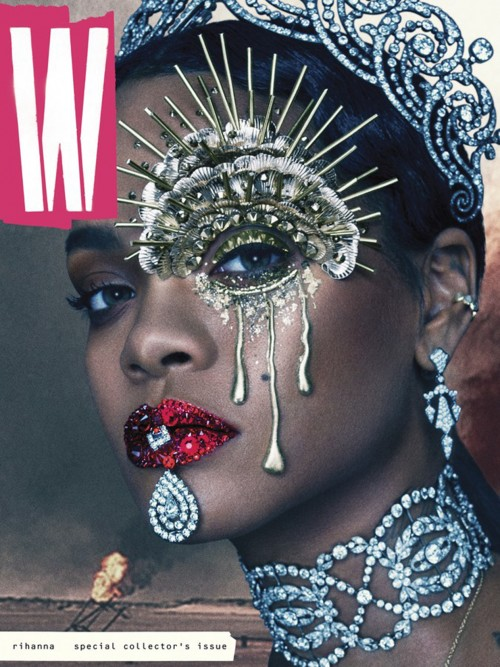 Art Direction for W Magazine