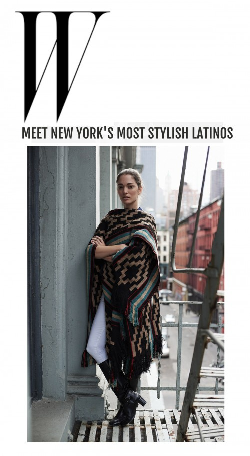 Meet New York's Most Stylish Latinos