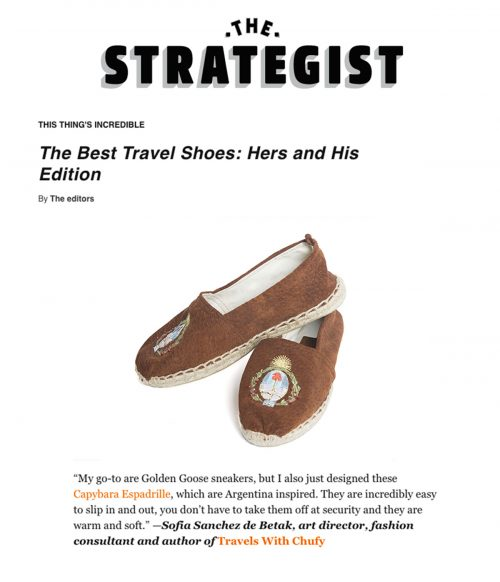 The Best Travel Shoes: Hers and His Edition