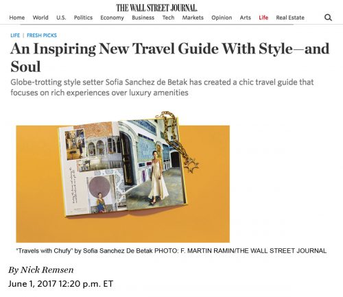 An Inspiring New Travel Guide With Style—and Soul